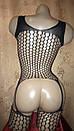 Сексуальна Боді-сітка комбінезон бодистокинг Сексуальне білизна/ Еротична білизна, фото 4