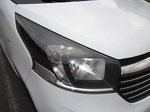 Фара 260605859r для Опель Виваро Opel Vivaro 2014-2019 г. в.