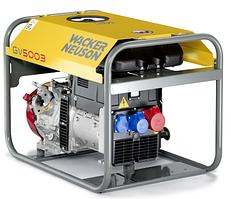 Бензиновый  генератор  Wacker  Neuson  GV  5003A  (5100002154)