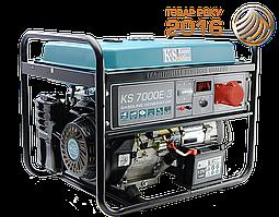 Бензиновый  генератор  Konner  amp;  Sohnen  KS  7000E-3
