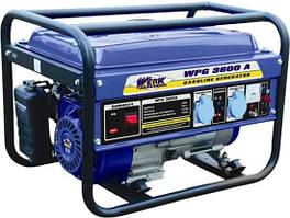 Бензиновый  генераторWERKWPG3600