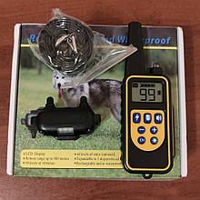 Ошейник для дрессировки РТ 880 Электронный Электроошейник Електроошейник Кінолог Собак