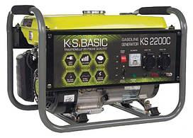 Бензиновый  генератор  Konneramp;Sohnen  BASIC  KS  2200C