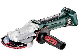 Аккумуляторная  угловая  шлифовальная  машина  Metabo  WF18LTX125  (601306840)  (без  аккумулятора  и  ЗУ)