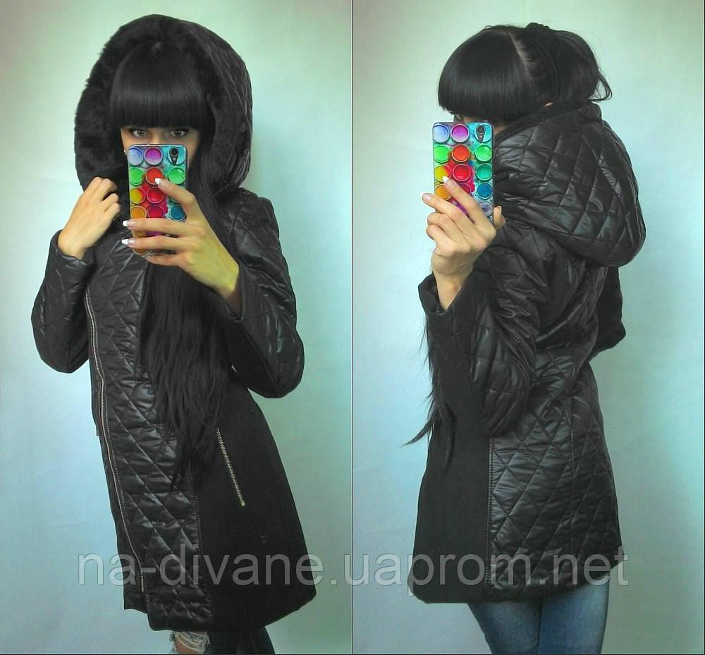 куртка женская стеганная 1517 мк цена 870 грн купить в чернигове