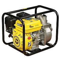Бензиновая  мотопомпа  для  чистой  воды  КЕНТАВР  ЛБМ50  (89415)