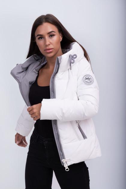 Зимняя куртка женская Freever SF 20502 белая