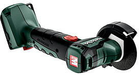 Аккумуляторная  болгарка  Metabo  PowerMaxx  CC  12  BL  Каркас  MetaLoc  (600348840)  (без  аккумулятора  и