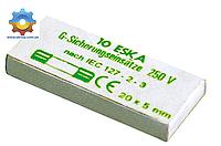 Предохранитель слаботочный 002920 для Electrolux