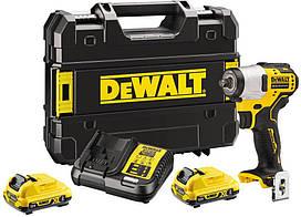 Аккумуляторный  ударный  бесщеточный  гайковерт  DeWALT  DCF902D2