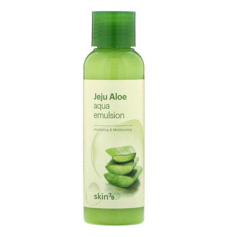 Skin79 Jeju Aloe Aqua Aqua Emulsion - Увлажняющая эмульсия алое 150g