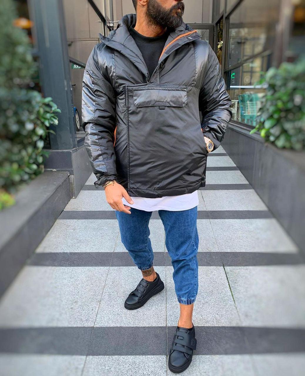 😜 Куртка - Мужскаяя теплая зимняя куртка-Анорак