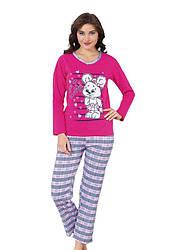 Комплект детский для девочки софт: кофта и штаны Asma (Турция) asm456