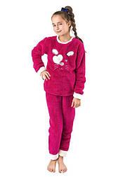 Комплект детский теплый для девочки: кофта и штаны Asma (Турция) asm985