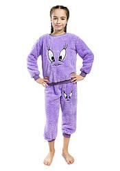 Комплект детский софт для девочки: кофта и штаны Asma (Турция) asm6000