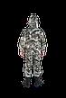 Костюм детский камуфляжный OUTDOOR Вулкан теплый StormWall на флисе цвет TERRA, фото 3