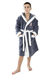 Детский халат для мальчика Massimo Monelli (Турция) mssm1419