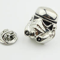 Значок Имперский Штурмовик Звездные Войны Imperial Stormtroopers Star Wars  SW 16.43