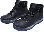 Зимние ботинки из натуральной кожи Adidas ClimaCool, зима, фото 6