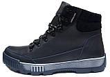 Зимние ботинки из натуральной кожи Adidas ClimaCool, зима, фото 8