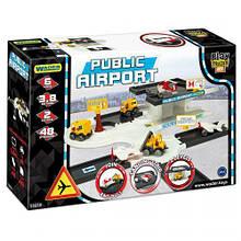 """Пластиковий трек """"Play Tracks City: Аеропорт"""", 3,8 м 53550"""