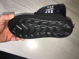 Сапоги ЭВА на мальчика, зимние ботинки ПВХ, детские валенки Adidas, зимняя обувь из пенки, сноубутсы, фото 6