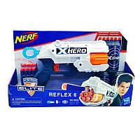 Дитяче зброю Бластер Nerf 7015 на поролонових кулях. Пістолет.