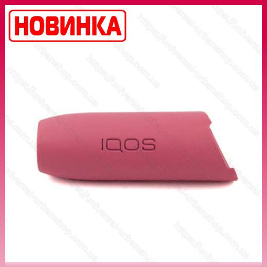 Колпачок Iqos 3/ duo Розовый сменный фирменный. Колпачок для айкос 3 дуо. Верхний колпачок