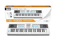 Детский музыкальный инструмент Синтезатор HS4968B игрушка