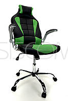Крісло офісне Calviano Sport зелений
