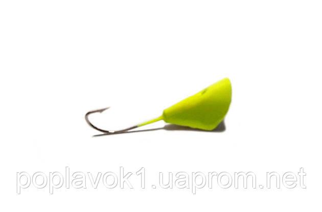 Мормышка свинцовая Kostal (желтый)