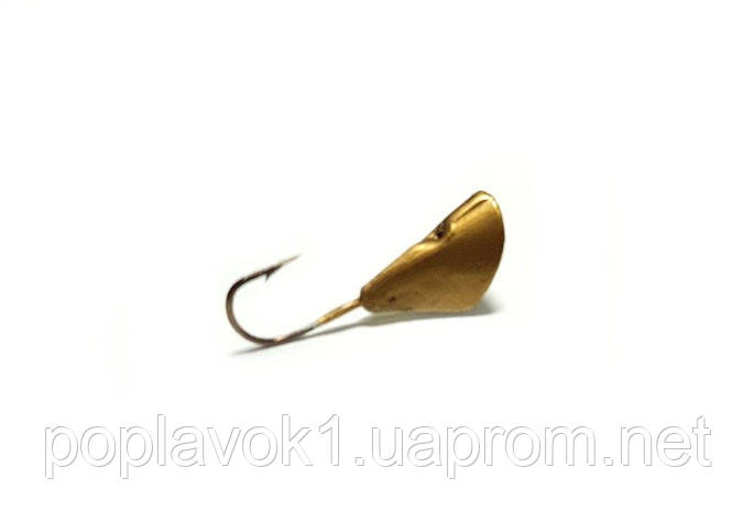 Мормышка свинцовая Kostal (жёлтый)
