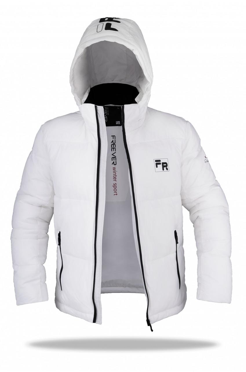 Мужская зимняя куртка Freever  белая