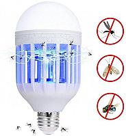 Светодиодная лампа отпугиватель от комаров Zapp Light, фото 1