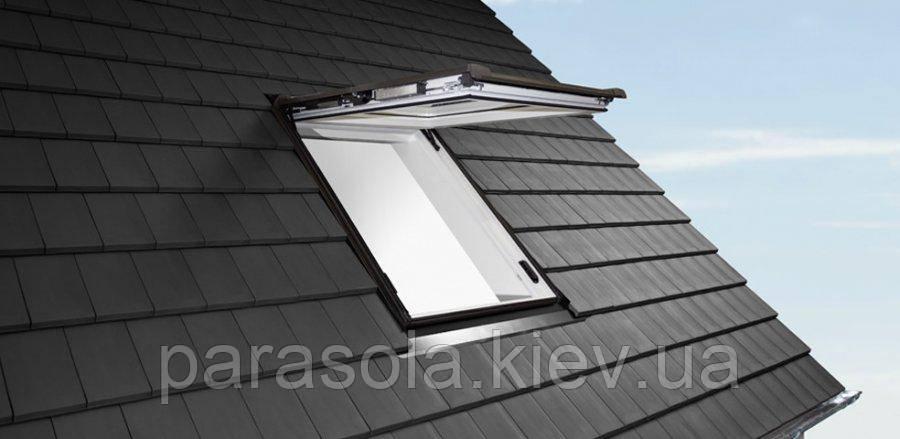 Вікно мансардне Designo WDC i89P K W WD AL 13/14 EF