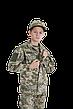 Военная форма для детей кадетов ARMY KIDS Киборг камуфляж ММ14 оригинал взрослой формы Украины, фото 5