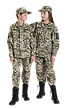 Военная форма для детей кадетов ARMY KIDS Киборг камуфляж ММ14 оригинал взрослой формы Украины, фото 6