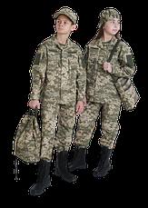 Военная форма для детей кадетов ARMY KIDS Киборг камуфляж ММ14 оригинал взрослой формы Украины, фото 3