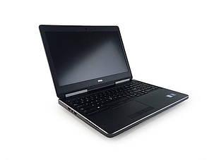 """Dell Precision 7510 / 15.6"""" IPS / Intel Core i7-6820HQ / Radeon R9 M375x 2GB / 16 GB RAM / 240 GB SSD / 4, фото 2"""