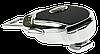 Заглушка - переходник ремня безопасности  с логотипом OPEL VIP КЛАССА (Авиационная сталь, кожа), фото 4