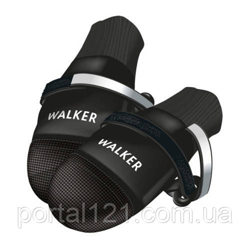 Защитные ботинки Trixie Walker Care Comfort для собак, размер XL, черный