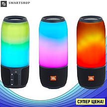 Портативная колонка JBL Pulse 3 Big - bluetooth колонка cо светомузыкой, FM радио, MP3 плеер (реплика), фото 3