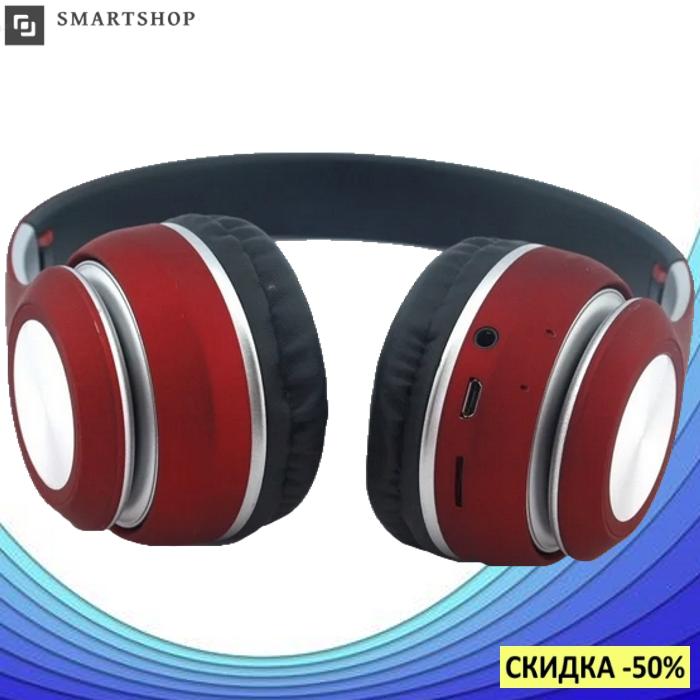 Беспроводные наушники JBL ST33 - складные Bluetooth наушники с аккумулятором, MP3 плеером и FM-приемником