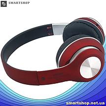 Беспроводные наушники JBL ST33 - складные Bluetooth наушники с аккумулятором, MP3 плеером и FM-приемником, фото 3