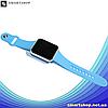 Умные часы Smart Watch Phone A1, смарт часы в стиле Apple Watch Голубые, фото 5