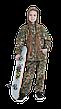 Детский камуфляж костюм OUTDOOR теплый Вулкан Soft-Shell на флисе цвет Пиксель, фото 5
