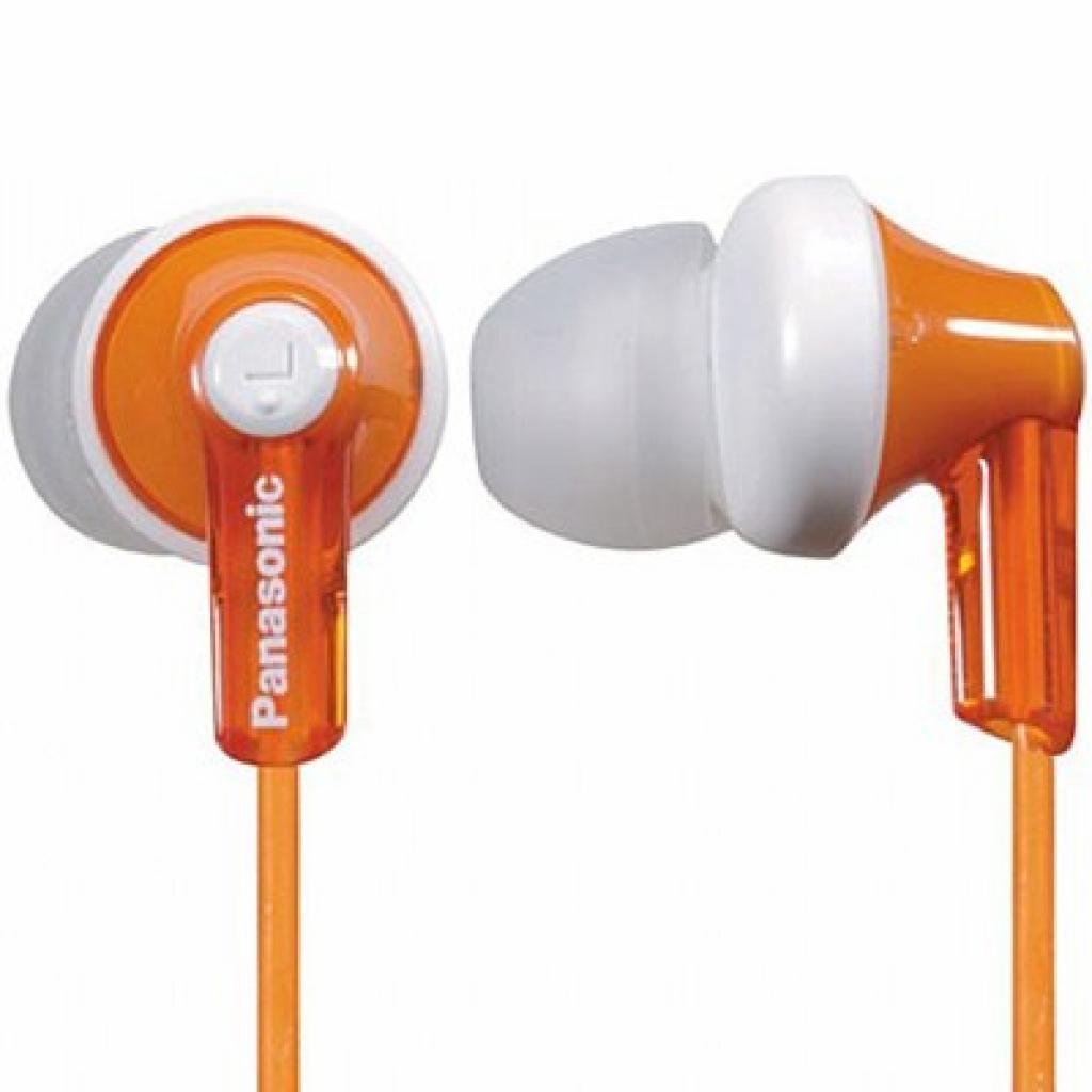 Навушники Panasonic RP-HJE118GU-D Orange
