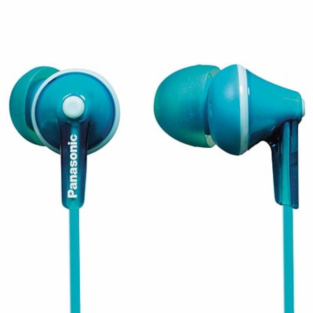 Навушники Panasonic RP-HJE125 Lite Blue