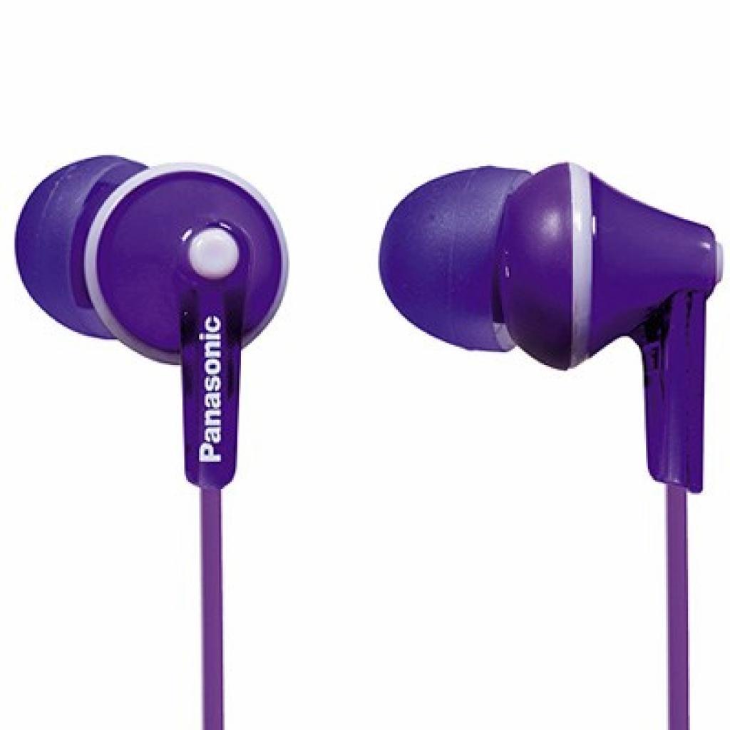 Навушники Panasonic RP-HJE125 Violet