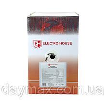 ElectroHouse Кабель FTP 4х2х0, 51 Cu чорний (зовнішній монтаж)